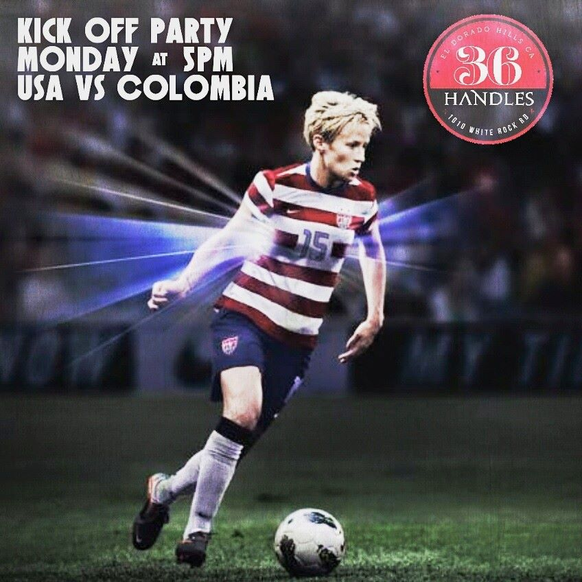 Lets Go USA | 36handles