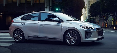 Eco Friendly And Highly Efficient The 2017 Hyundai Ioniq