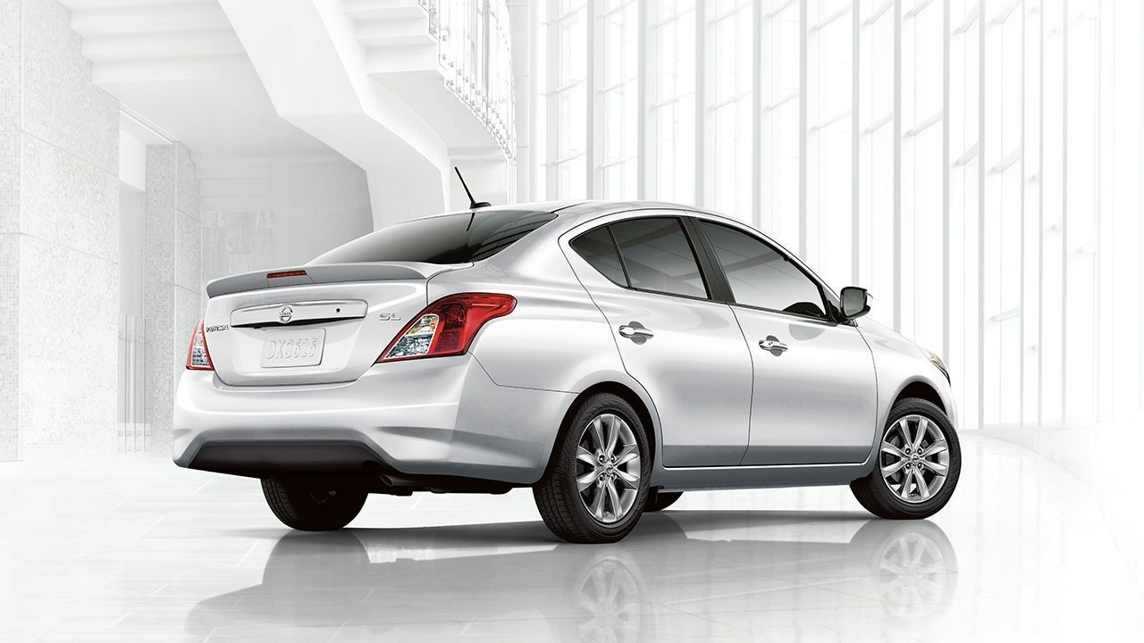 the 2017 nissan versa from nissan dealerships in santa fe nm roomy and efficient fiesta nissan. Black Bedroom Furniture Sets. Home Design Ideas