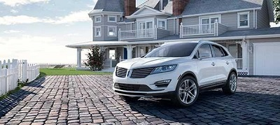 The 2017 Lincoln MKC from Dealers Near Athens, GA: A Premium Feature
