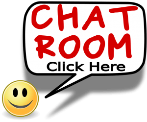 International chat room online