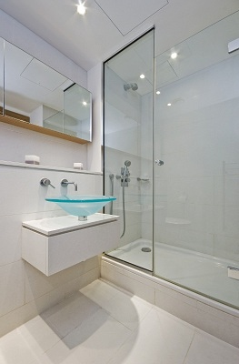 Ocean bath and more for Limited space bathroom ideas