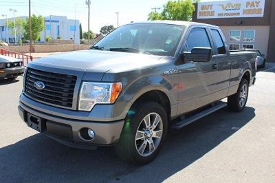 the 2014 ford f 150 stx truck supercab from used car dealerships in el paso tx a top choice. Black Bedroom Furniture Sets. Home Design Ideas