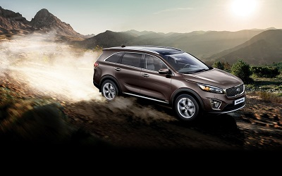 Enjoy Any Experience On The Road By Driving The 2017 Kia Sorento In El Paso,  TX. This Brilliantly Designed Vehicle Has A Striking Exterior, ...