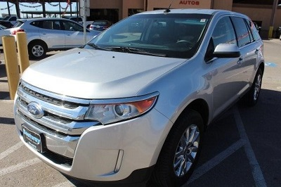 the 2013 ford edge limited suv from an el paso tx buy here pay here dealer a balanced ride. Black Bedroom Furniture Sets. Home Design Ideas