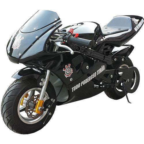 cff88b8527f Mini Moto Speed BK-R6 49CC Corinthians - Bull Motors