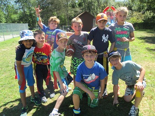 summer day camp easton
