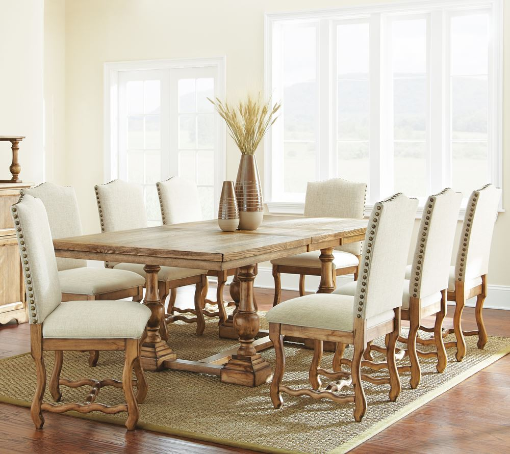 Discounted Dining Room Sets: Dining Room Sets With Glass Or Marble Top Table