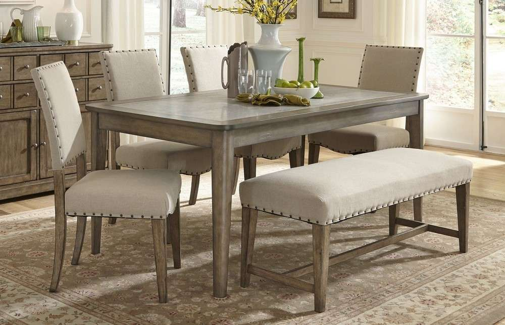 discount dining room furniture sets | Liberty Furniture Dining Room Set – eFurnitureMart – Home ...