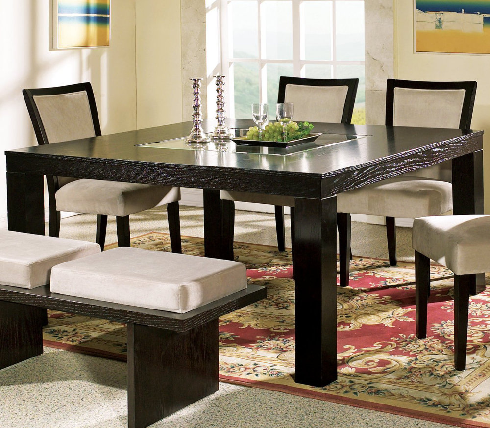 Retro Styled Dining Table Dining Table EFurniture Mart