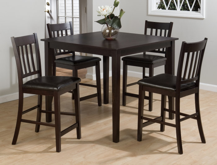 counter height set dining room set efurniture mart