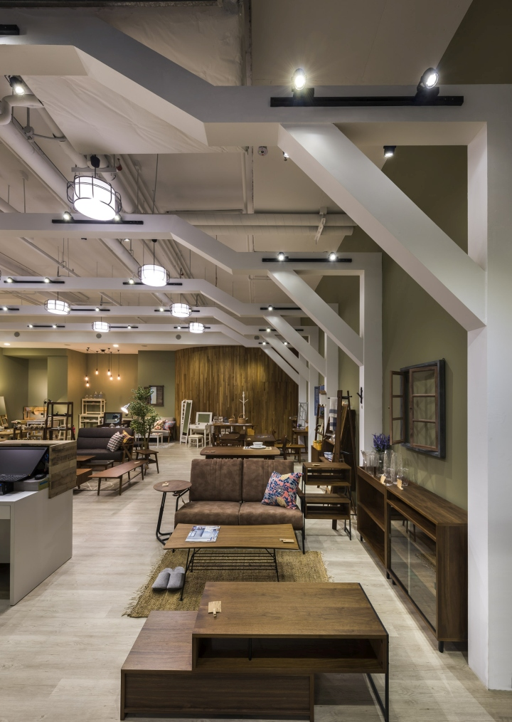 Ki store by iretail interior design company at for Design company singapore