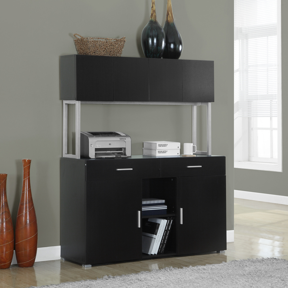Hollow Core 48 Inch Office Storage Credenza From Office Furniture