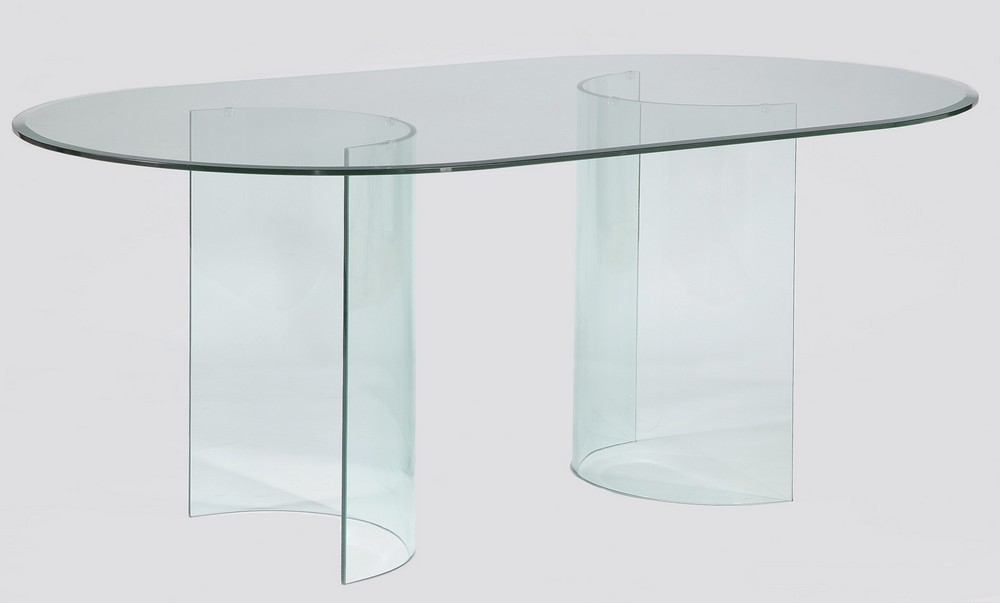 Glass Top Dining Tables Counter Height Tables Kitchen  : efurnitureMart 1441735522 72x42 Oval Dining Table Glass Top efurnituremart from efurnituremart.wordpress.com size 1000 x 603 jpeg 35kB