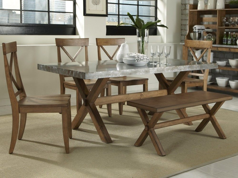 Dining Room Furniture Chairs And Table Sets With Bench End Tables