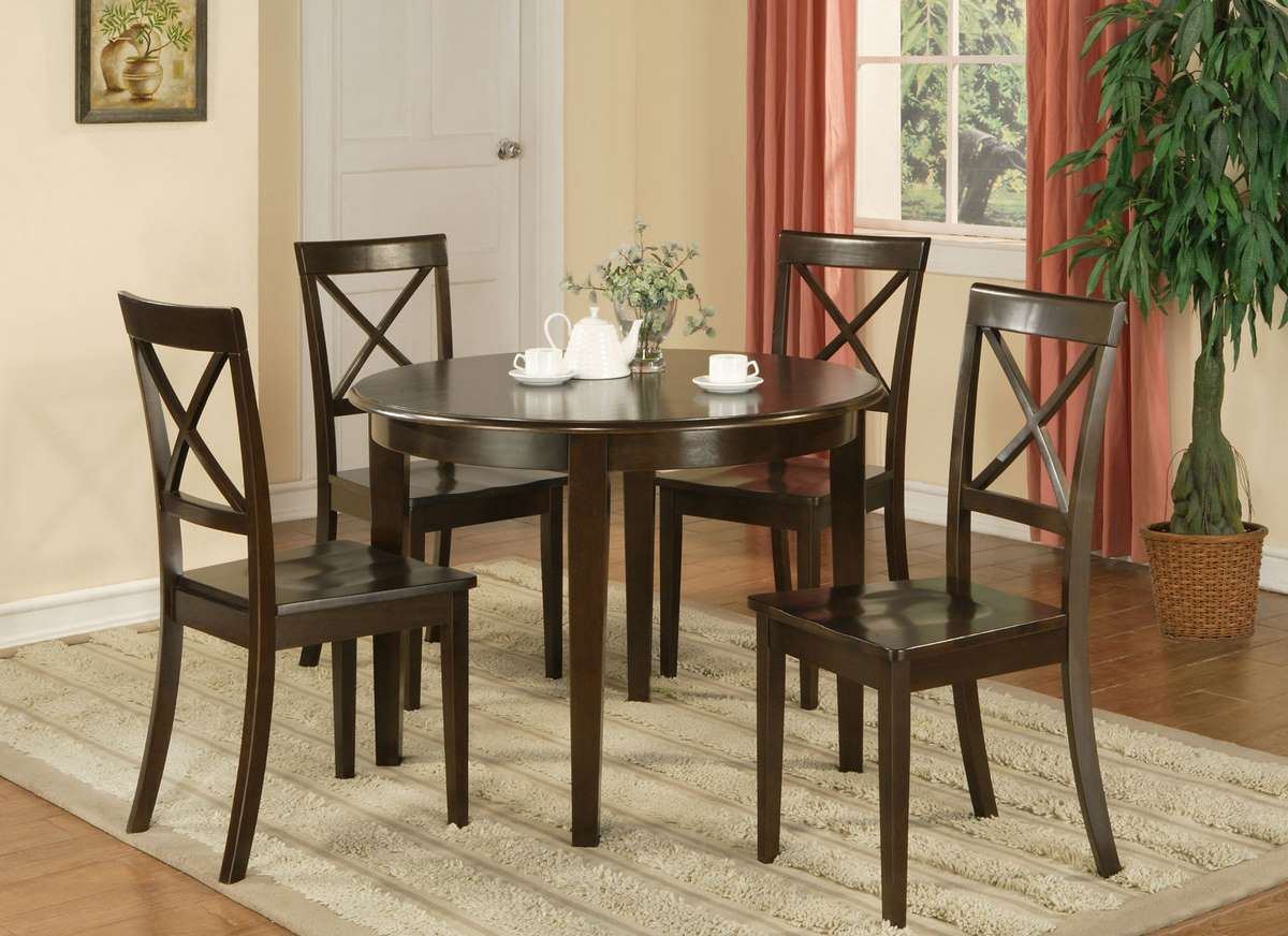 Inexpensive kitchen table sets home decor interior for Dinette sets