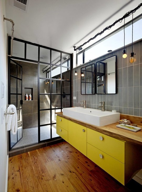 10 Show Stopping Walk In Showers Apartment Therapy Home Decor Interior D