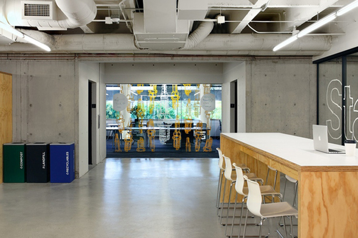 Startup Hall Offices By Shed Architecture Design Seattle Washington Retail Design Blog