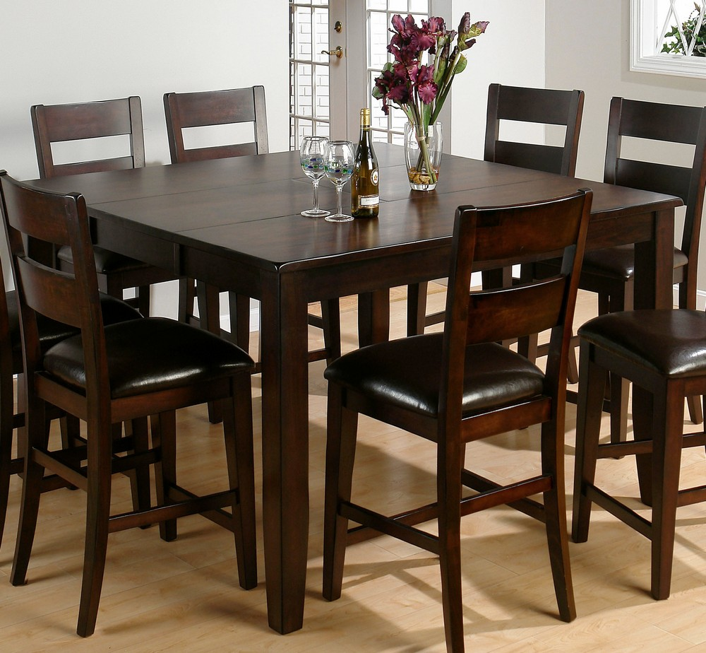 Jofran furniture dining chairs dining table sets for Kitchen table and chairs set