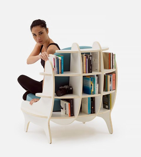 Comfy Chair With Built In Bookshelves For Book Lovers  : efurnitureMart 1451482301 comfy chair with built in bookshelves for book lovers 2 from efurnituremart.wordpress.com size 480 x 533 jpeg 29kB