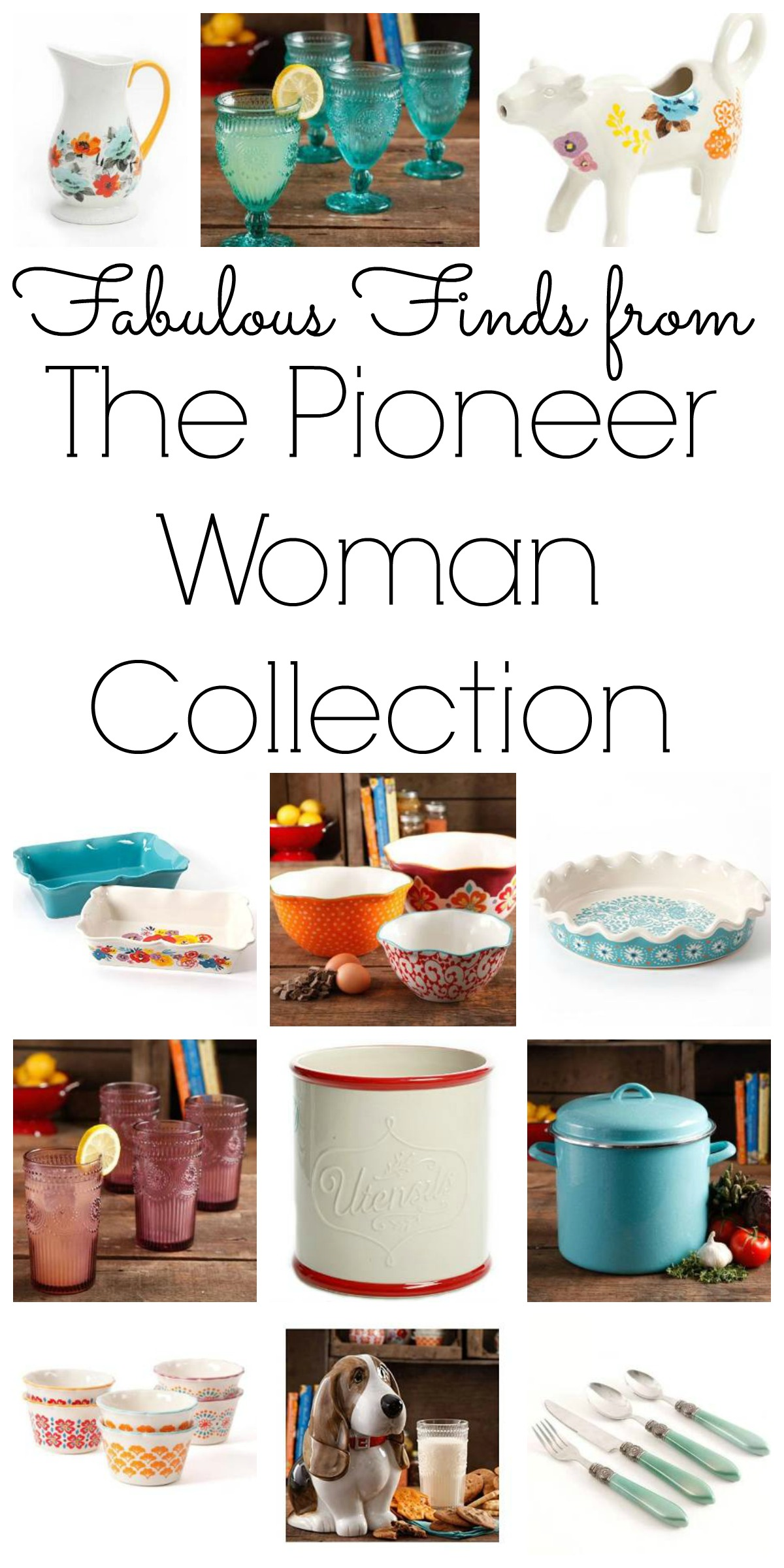 Pioneer Woman Kitchen Essentials Home Decor Interior