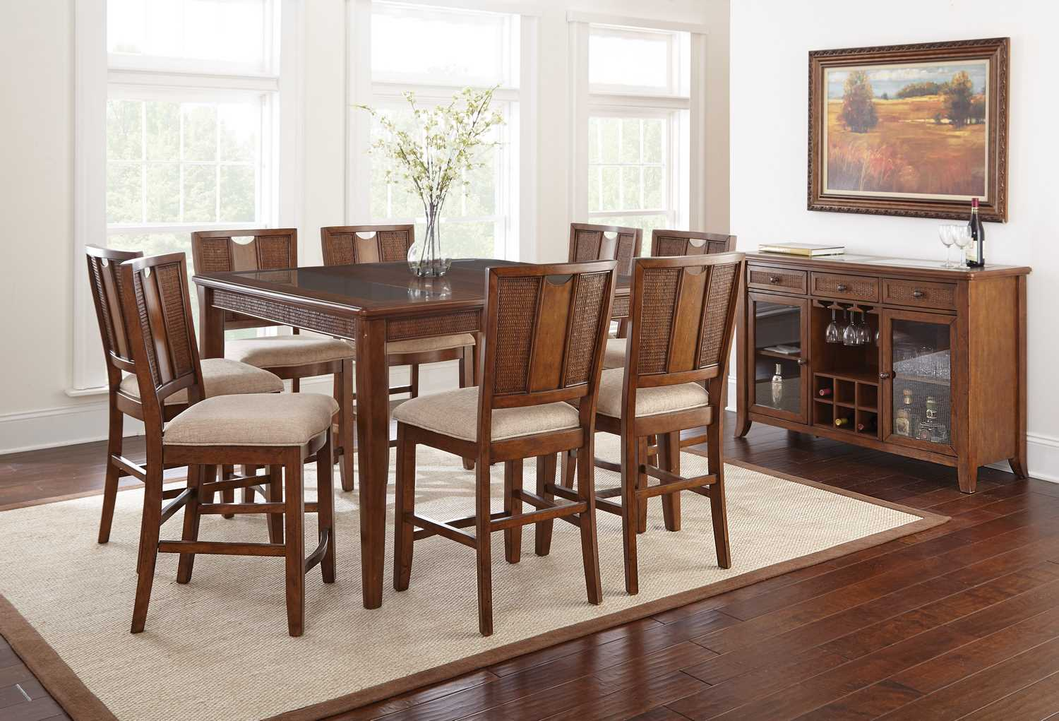 Dining Room Sets Glass