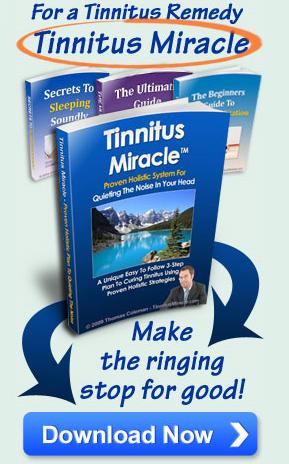 Pulsatile Tinnitus Natural Treatment