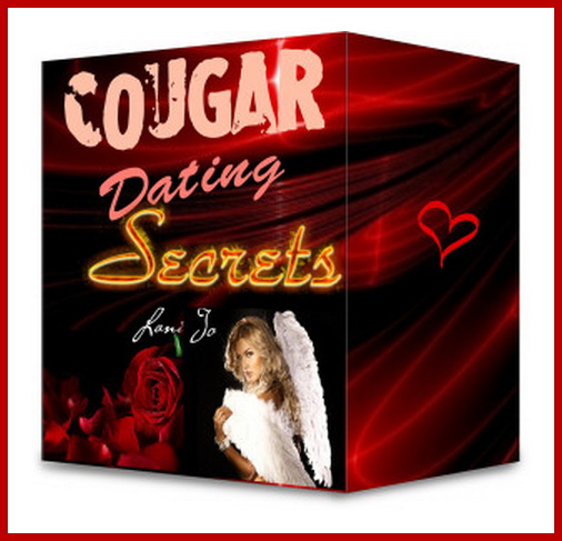 Dating A Cougar Book