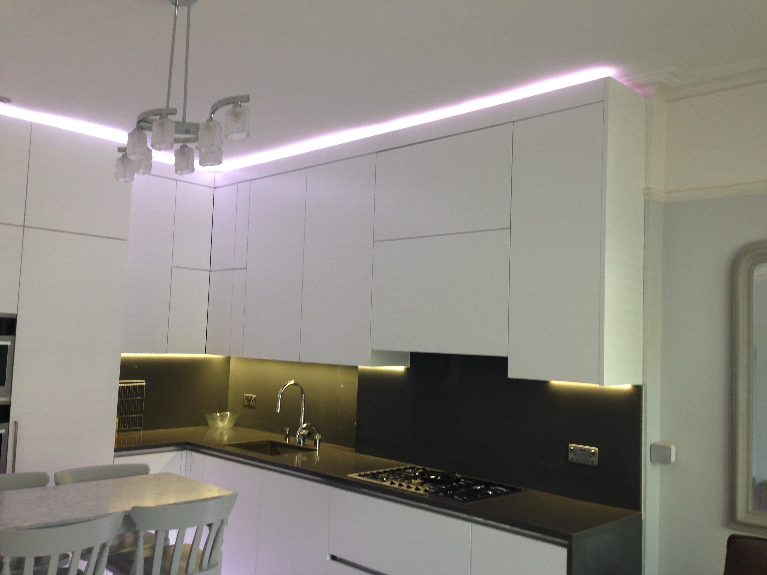 Contemporary kitchens london modern kitchen design fci for New kitchen london