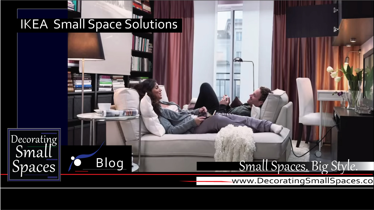 Ikea Small Space Solutions Check Out Tips And Innovative