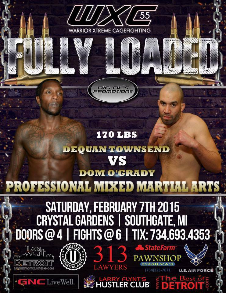 Amateur MMA Knockouts News and Videos: January 2015