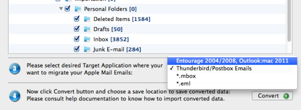 Apple Mail to Thunderbird Mac Conversions – The Proper Way 3