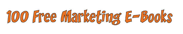 Free Marketing E-Books
