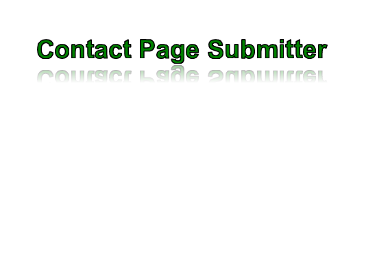 Contact Page Submitter