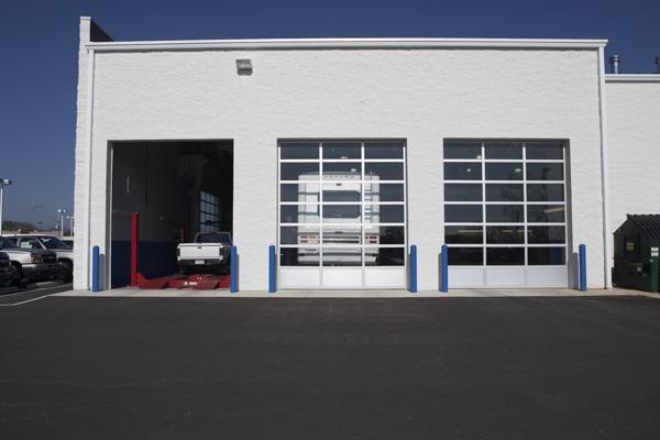 The injustice 2 announcement trailer is here garage for Garage door repair atlanta