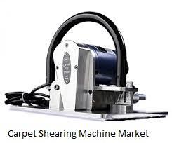 carpet shearing machine