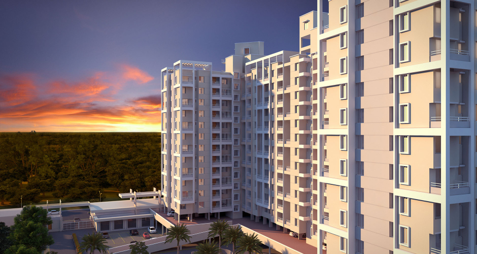 Row House Nasik Road – Fondos de Pantalla