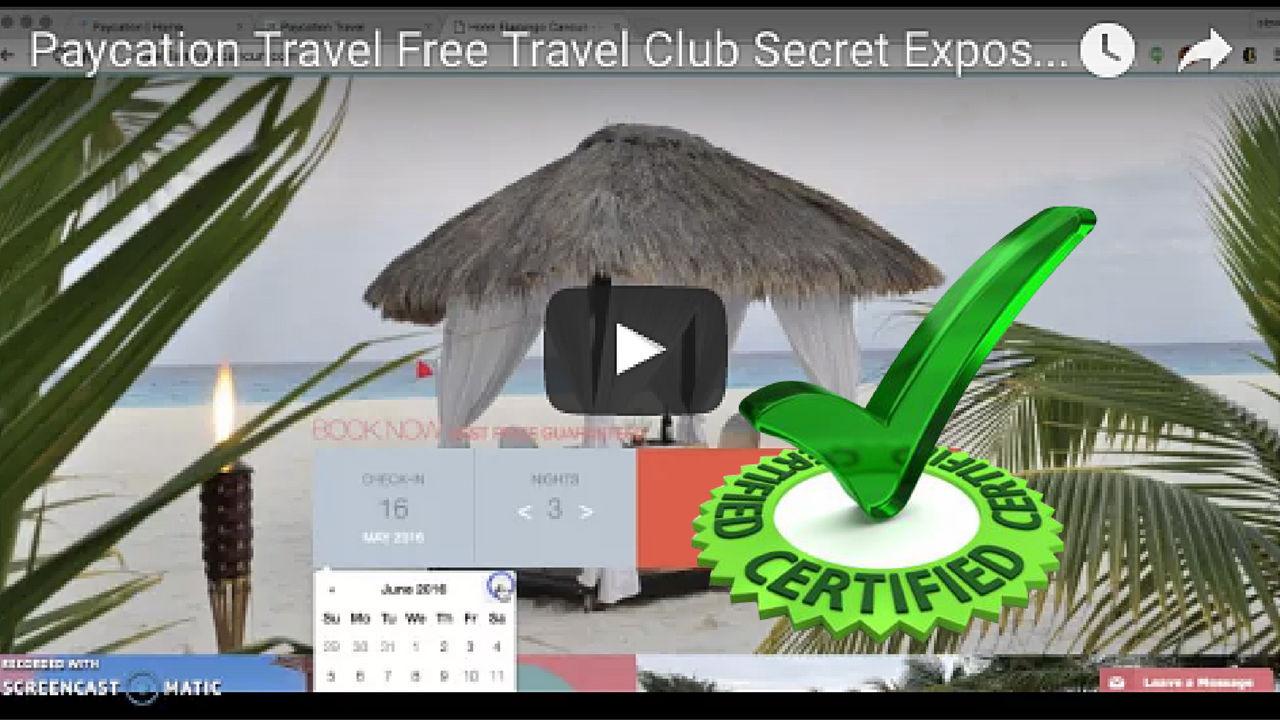 Travel Hack: How To Travel For Cheap Free Video ✔︎ -