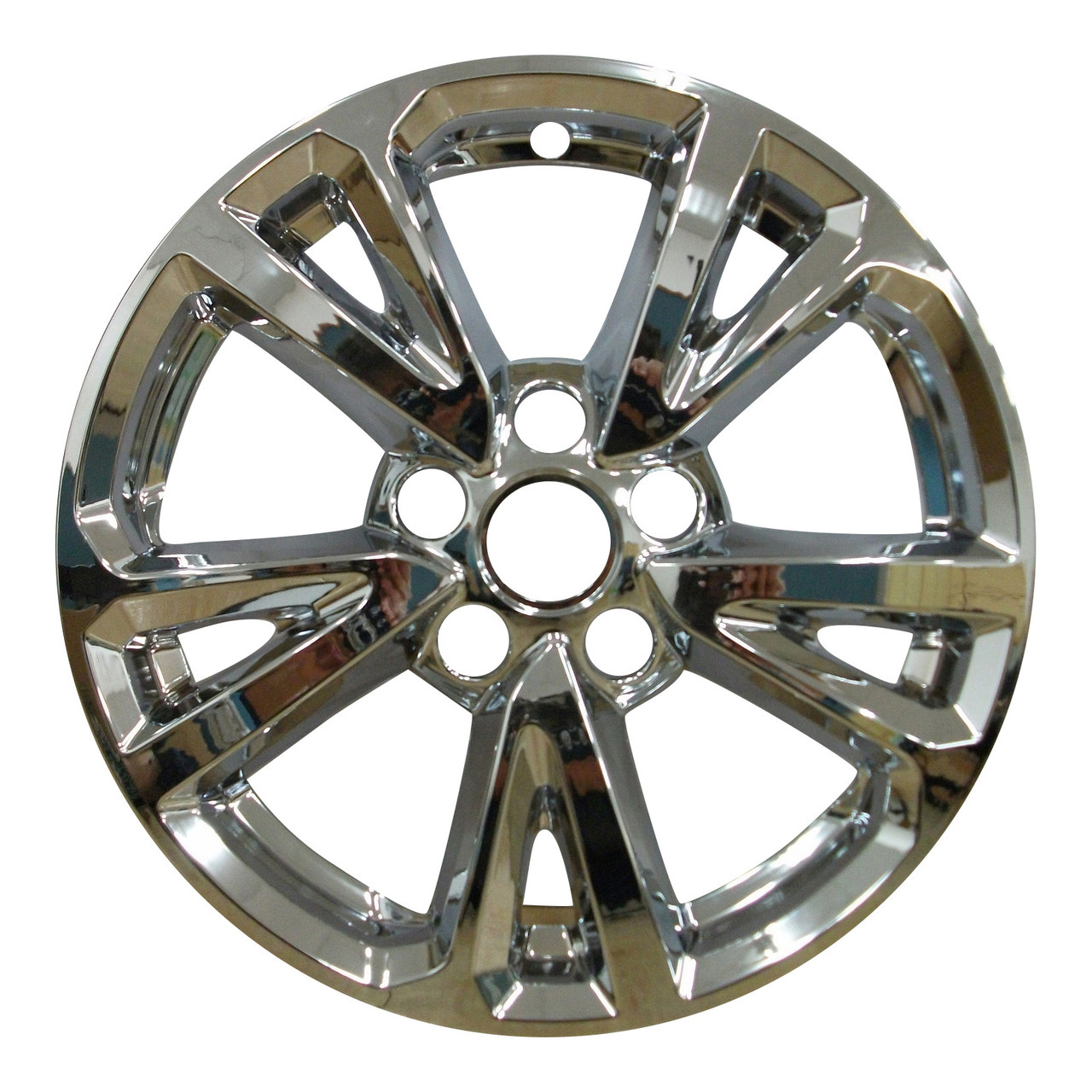 Craftsman Chrome Wheel Covers : Chevrolet equinox lt chrome wheel skins hubcaps